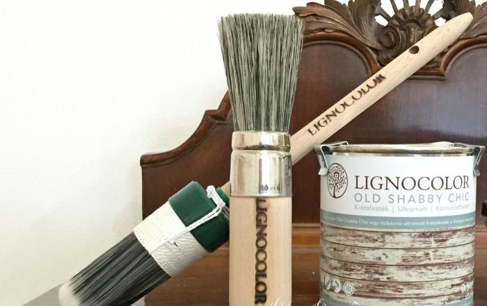 Lignocolor shabby chic paint